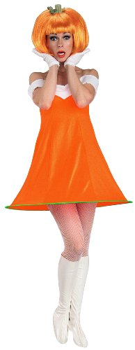 Rubie's Pumpkin Spice, Orange, One Size Costume