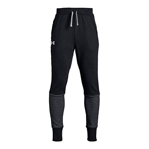 Tapered Double - Under Armour UA Double Knit - Tapered YSM Black