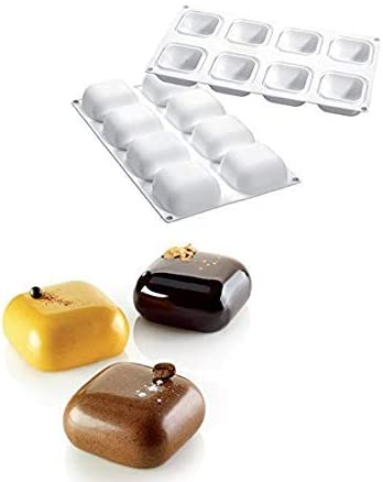 molde de silicona Gem 100 silikomart Professional: Amazon.es: Hogar