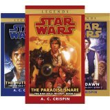 Star Wars Han Solo Trilogy Set: The Paradise Snare, The Hutt Gambit, Rebel Dawn