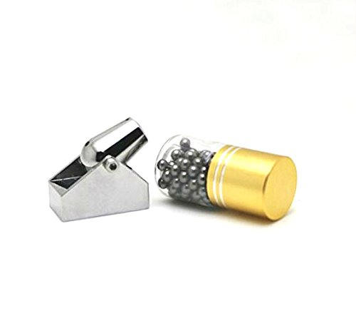 Interesting Mini Desktop Cannon - Stainless Mini Cannon pocket artillery Model