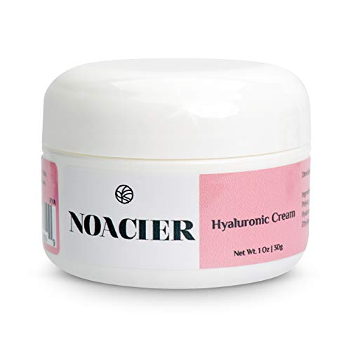 Noacier Hyaluronic Acid Face Cream, Anti-Aging, Wrinkle Free, Ultra-Hydrating Moisturizing Facial Cream