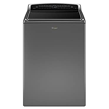 Whirlpool WTW8500DC 5.3 cu. ft. Chrome Shadow Cabrio HE Top Load Washer