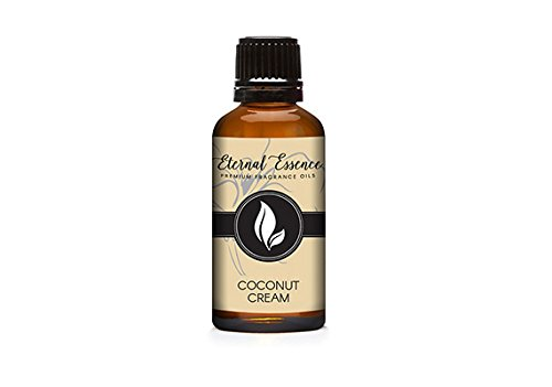 Coconut Cream Premium Grade Fragrance Oil - Scented Oil -