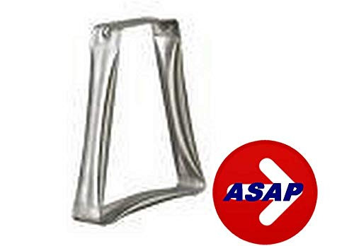 304 Stainless Steel Free Standing Pedestals - 16.25'' High, with Non-Skid Rubber Feet