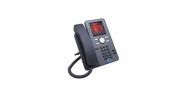 VoIP Black Corded Avaya J179 IP Phone 3PCC Phones pubfactor.ma