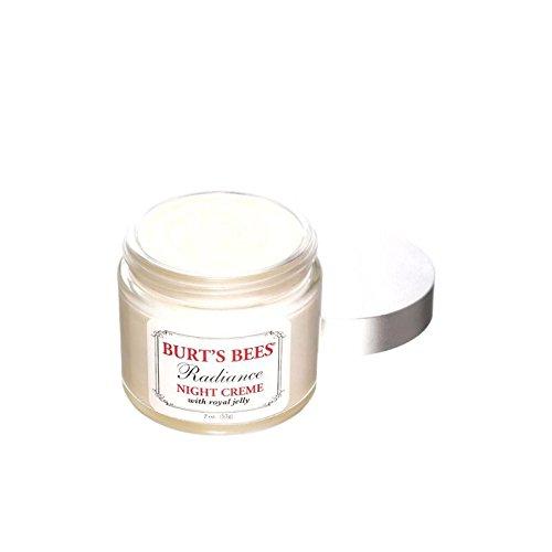 Burt's Bees Radiance Night Creme (Pack of 6) - バーツビー輝きの夜のクリーム x6 [並行輸入品] B071V82KT2