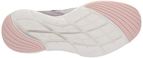 Gris Mujer Skechers Para rosado Meridian Tenis Twqx0OWHSU