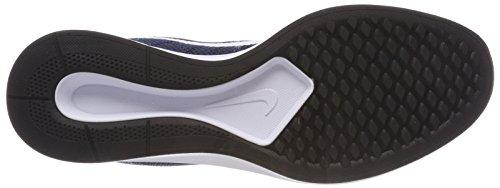 Midnatt Nike 6 Kyst Joggesko Dualtone Menns Racer Svart Uk Blå Marineblå Blå Hvit qwqfB0Z