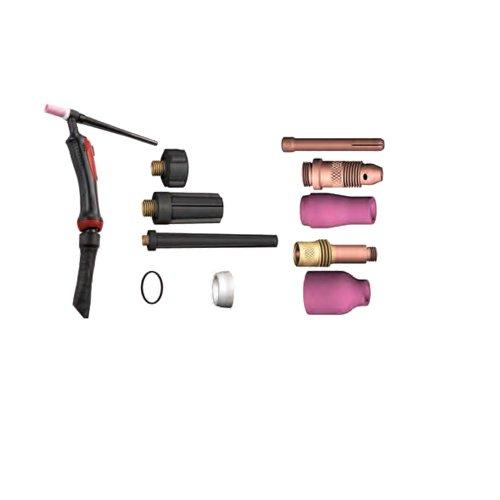 Lincoln Electric KP10506-24 Antorchas Tig Porta-Pinza Gas Lens, 2.4 ...