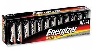 Batteries, Cell, AA, 24pk [Non - Retail Packaged]