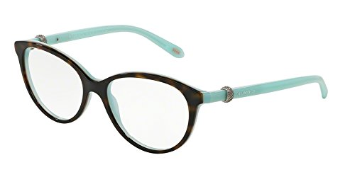 Tiffany & CO Eyeglasses Tiffany TF 2113 8134 HAVANA/BLUE