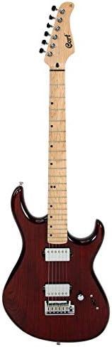 Guitarra electrica CORT G287AVD: Amazon.es: Instrumentos musicales