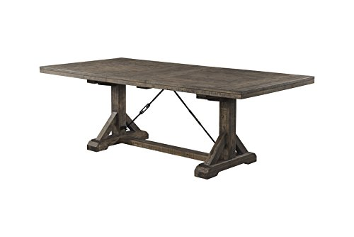 Abbey Avenue D-QUI-DTB Quinn Dining Table, Walnut