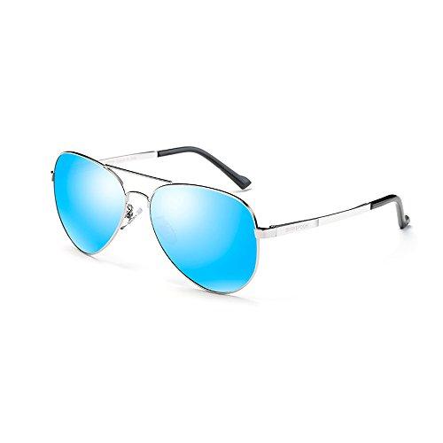 De Gafa Sol Vidrios UV Exclusivo Sol Conducción 5 Polarizados Gafas Deporte Gafas De Anti De HD Color Reflejante Gafas Anti Hombre De 5 YQQ qXw7dfHRf
