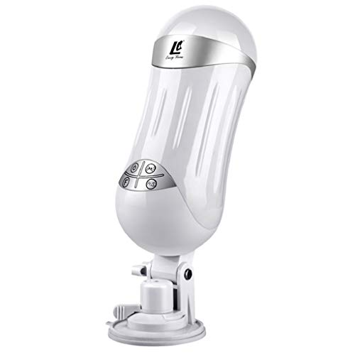 - ITVGE Airbag Sucking Fast Telescopic Interactive Pronunciation Automatic Male Massage Cup