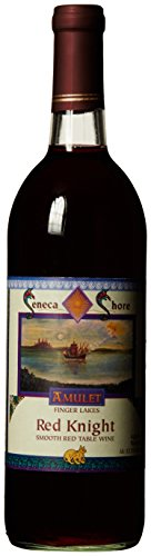 NV Seneca Shore Wine Cellars'Red Knight', Finger Lakes, Dry Red Wine Blend, 750 mL