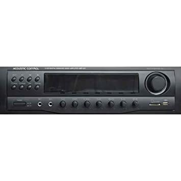 ACOUSTIC CONTROL AMP 235 AMPLIFICADOR HI-FI USB/MP3/BT/AM/