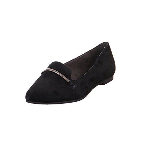 slipper Black 001 S oliver Da ED9IYWbeH2