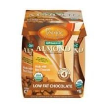 Pacific Foods Organic Naturally Chocolate Almond Beverage, 8 Ounce -- 24 Per