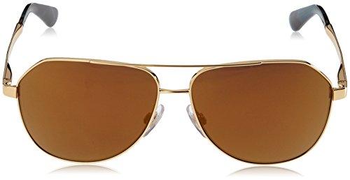 dg2144 Gabbana amp; goldmirror Sicilian gold Sonnenbrille Dorado Taste Dolce xwU6q5OXX