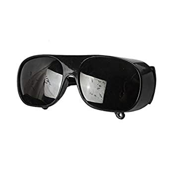 CHAIZIYU Soldadura Gafas Soldador Gafas de Sol Pulido Anti-Arco Protección Ocular Ocular: Amazon.es: Deportes y aire libre