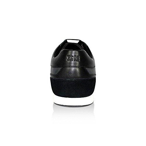 HUGO BOSS Herren Sneaker Fulltime, 50374168 Schwarz