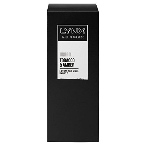 Lynx Urban Pump Deodorant 100ml (PACK OF 6)