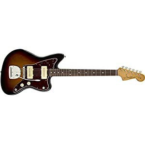 Fender 0141600300 Classic Player Jazzmaster Special Rosewood Fingerboard 3-Color Sunburst Electric Guitar