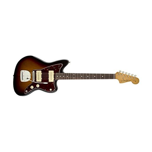 Fender 0141600300 Classic Player Jazzmaster Special Rosewood Fingerboard 3-Color Sunburst Electric Guitar