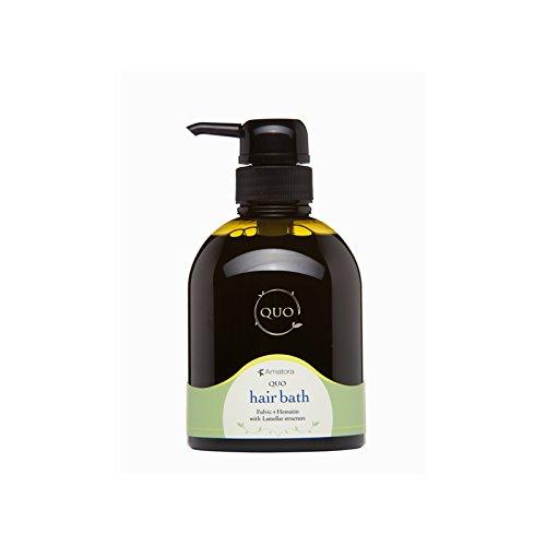QUO Hair Bath Anti-Aging Shampoo 1000ml Refill by QUO