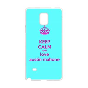 Happy Keep Calm Hot Seller Stylish Hard Case For Samsung Galaxy Note4