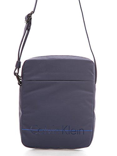 CALVIN KLEIN - Herren schultertasche logan 2.0 mini reporter k50k502055 dunkelblau