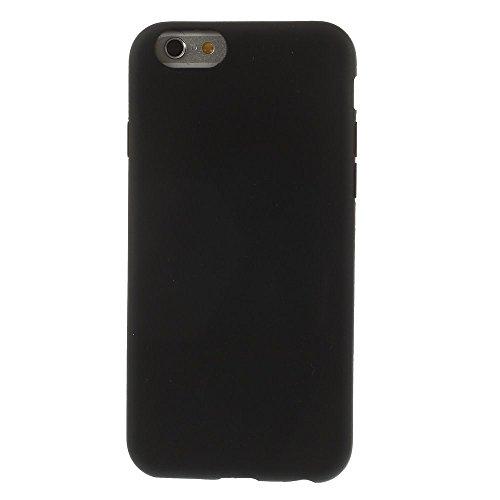 Katinkas weiche Gel Hülle für Apple iPhone 6 schwarz