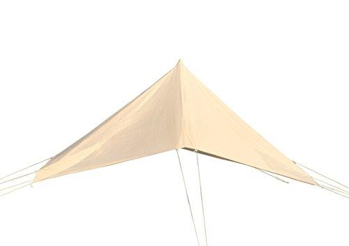 The Customized Heavy Duty Rainproof Tent Tarps for Dream House Safari Tent (Tent Tarp) Review