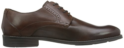 Stacy Adams Hombres Reeve Oxford Brown