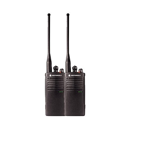 2 Pack of Motorola RDU4100 Business Two-Way Radios with 10 Channels / 4 Watts (UHF) by Motorola