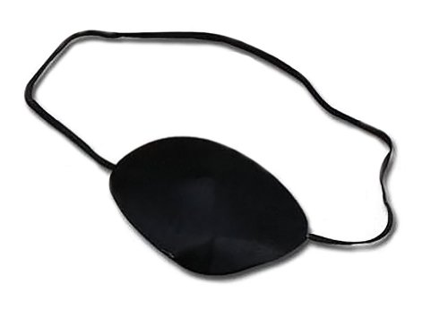 OTC Pirate Eyepatch Silk Eye Costume Accessory