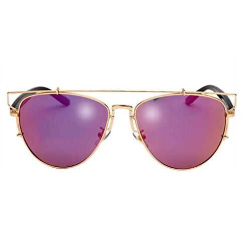 e15f4ee1be 80% OFF Gafas de sol @Gafas Gafas de sol - Vintage metal hueco - X9 ...