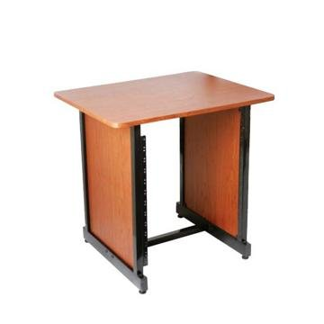 On Stage WSR7500RB Rack Cabinet Accessory, Rosewood