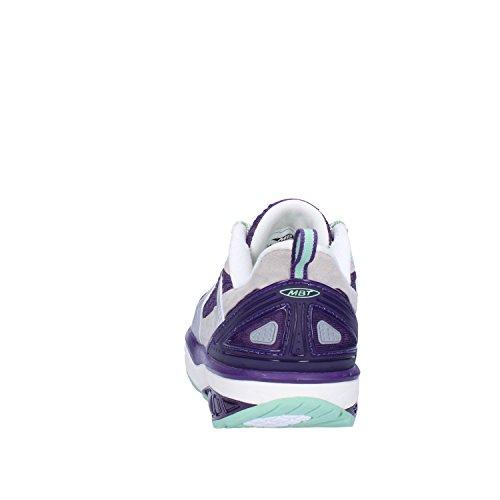 Purple Textile 4 Sneakers Women UK EU MBT 37 xS0BwYEgq