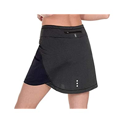 Little Donkey Andy Women's Athletic Tennis Skirt with Shorts Pockets Moisture Wicking UPF 50+ Running Workout Golf Skort: Sports & Outdoors