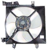 TYC 601070 Subaru Legacy Outback Replacement Radiator Cooling Fan ()
