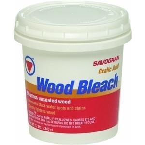 Savogran 10501 Wood Bleach, 12 oz by Savogran
