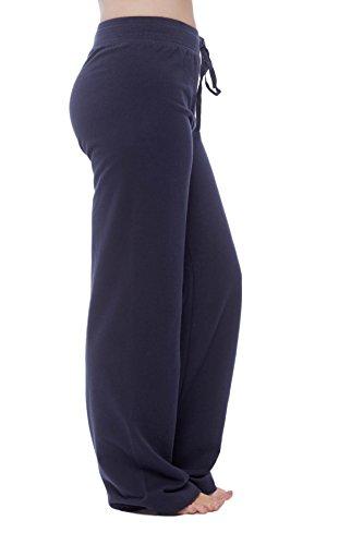 Women's Camp David Fleece Lined Lounge pant Navy S