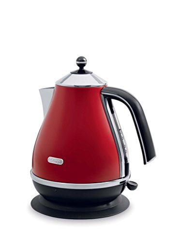 De'Longhi KBO1401R Electric Kettle