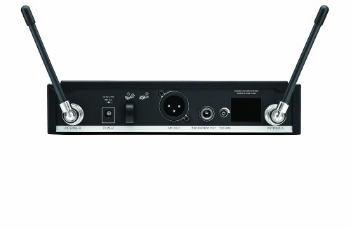 Shure BLX14R/MX53 Wireless Headset Rack Mount System with MX153 Earset Microphone, J10
