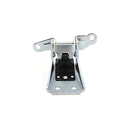 Red Hound Auto Door Hinge Upper LH Driver for 1980-1996 Compatible with Ford Bronco F150 F250 F350 Left Front: Automotive
