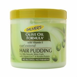 Palmer's Olive Oil Formula Curl Extend Hair Pudding, 14 Ounc