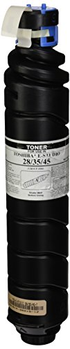 Monoprice 104528 4-Pack 450g Cartridge per Carton Remanufactured Toner T-3500 for Toshiba E-Studio (Estudio 450)